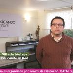 ONG Educando en Red fue parte de exitoso Congreso de Convivencia Escolar